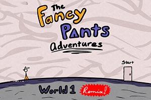 Fancy Pants Adventure 4