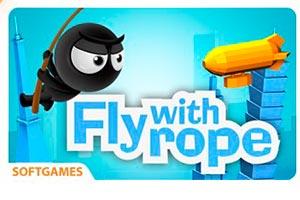 Stickman Fly