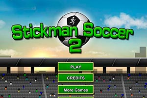 Stickman fussbal