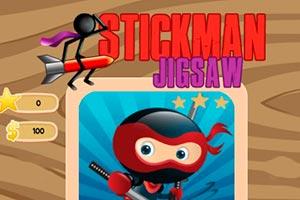 Stickman Gefängnisausbruch